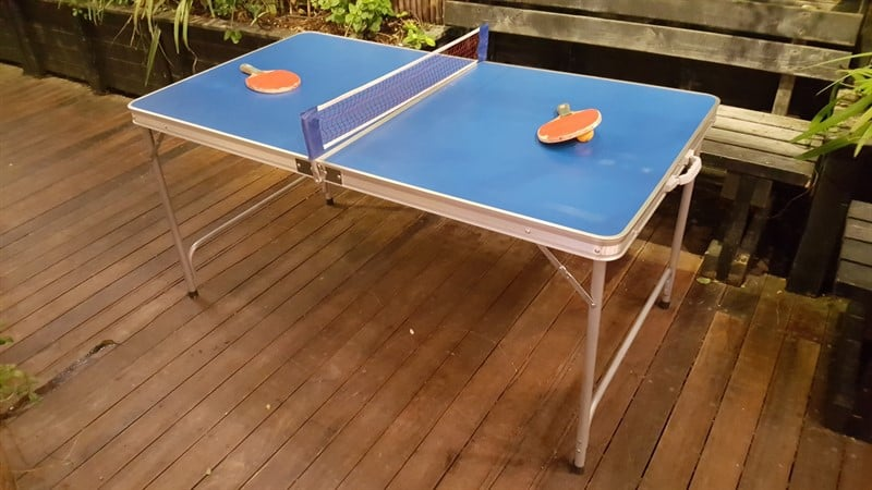 מרענן שולחן מיני פינג פונג - מתוק וקופץ TL-14